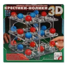 Игра «Крестики-нолики 3D»