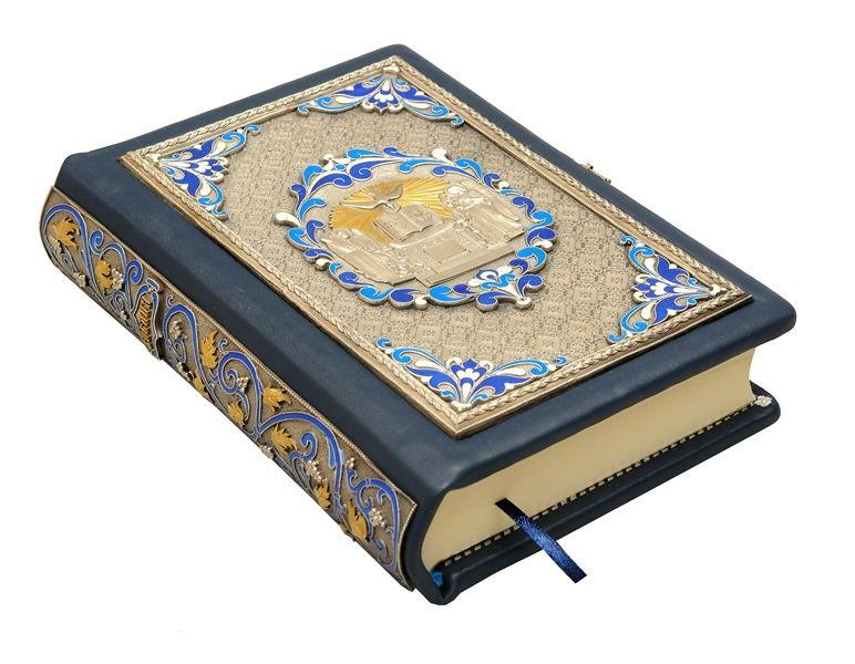 Библия (малая, скань)