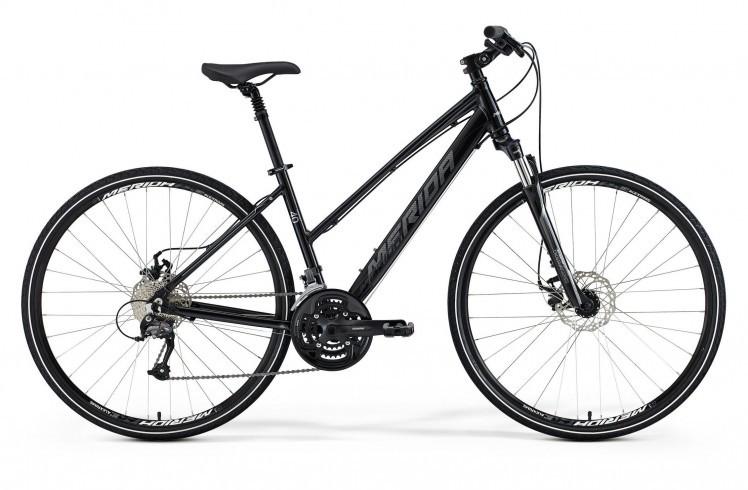 Городской велосипед Merida Crossway 40-MD-lady (2015)