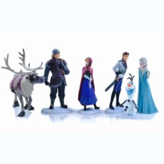 Набор фигурок Frozen День коронации. Холодное сердце