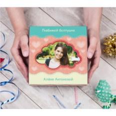 Набор конфет в подарочной упаковке «Лучшей подруге»