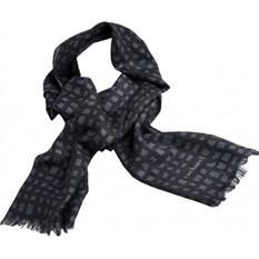 Шерстяной шарф Quatuor Grey