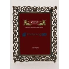 Каштановая фоторамка из бронзы Мерилин, размер фото 20х25