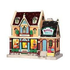 Керамический домик Магазин кукол Люси