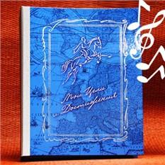 Подарочная книга-альбом с музыкой Мои цели и достижения