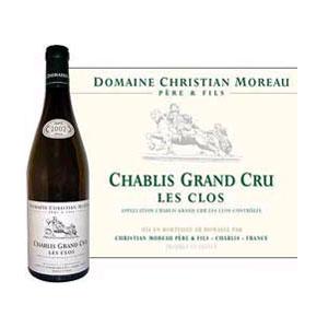 Вино Chablis Grand Cru Les Clos