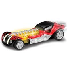 Красная механическая машинка Toy State Hot Wheels