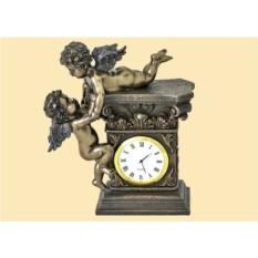 Настольные часы Играющие херувимы