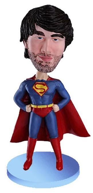 Фигурка по фото Супермен