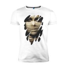 Мужская футболка Мумификация заживо