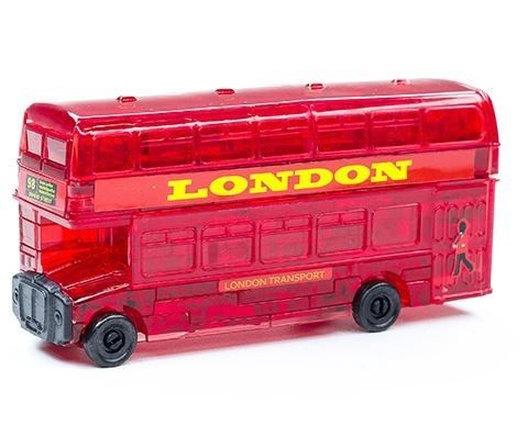 3D головоломка Лондонский автобус