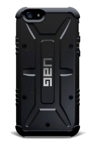 Черный чехол Urban Armor Gear iphone 6