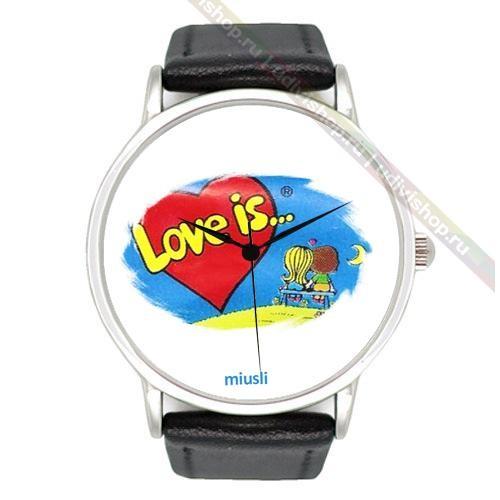 Наручные часы Miusli Love is