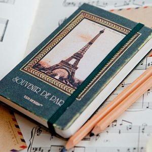 Блокнот Souvenir De Paris - Line (S)