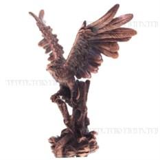 Декоративная фигурка Орел (цвет — бронзовый)