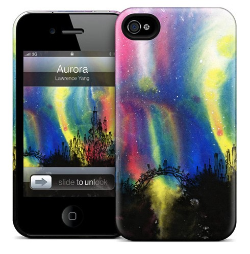 Чехол для iPhone 5 Gelaskins Aurora