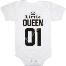 Детское боди Little Queen 01