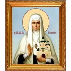 Икона на холсте Елисавета Святая мученица великая княгиня