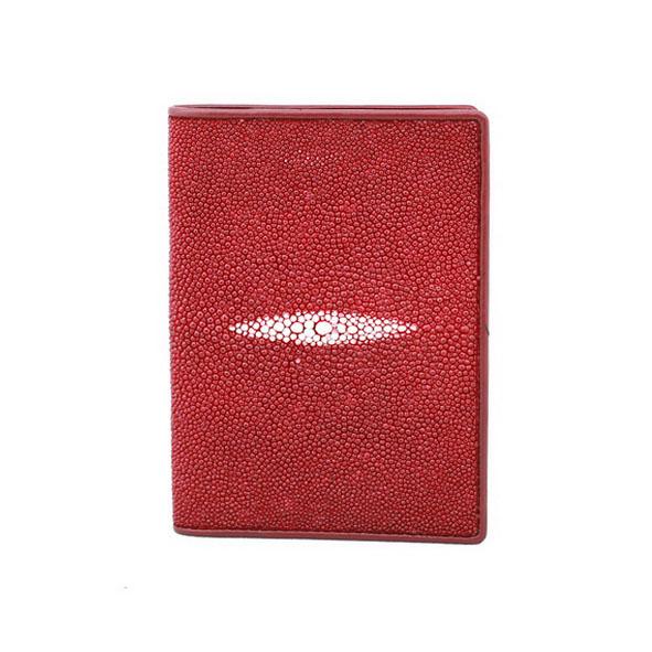 Обложка для паспорта из ската