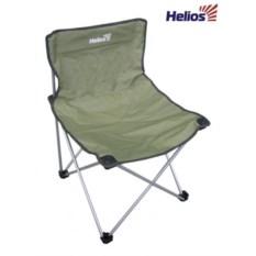 Cкладной зеленый стул Helios