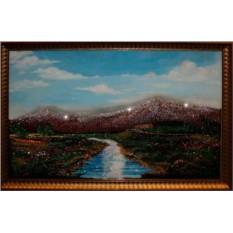 Картина Swarovski Гора Арарат (Сис Масис)