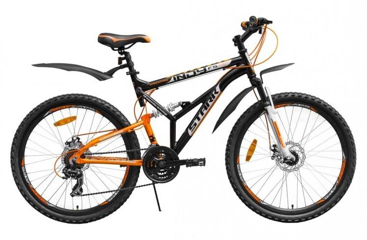 Горный велосипед Stark Indy FS Disc (2015)