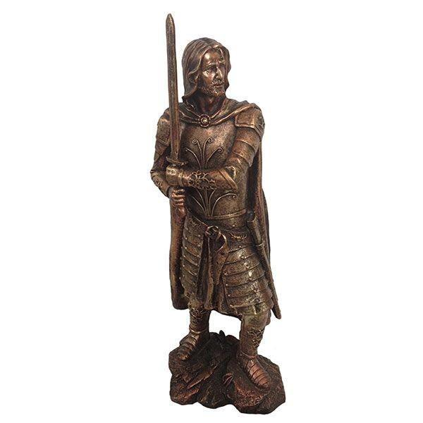 Статуэтка Рыцарь с открытой головой