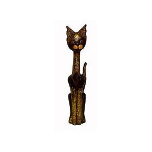 Статуэтка «Кошка ушастая»