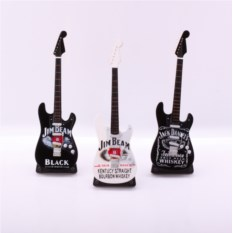 Декоративная электро-гитара JimBeam