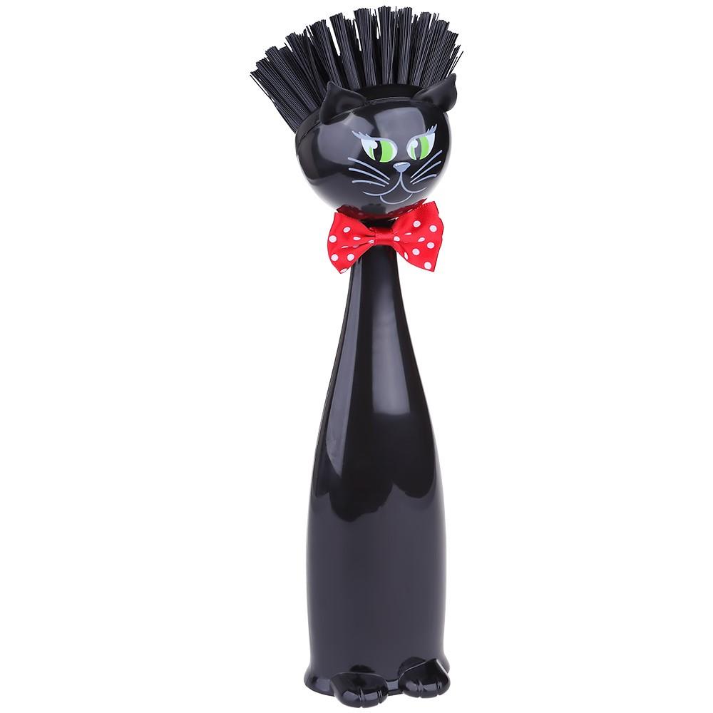 Щетка для мытья посуды «Котик Жорик»