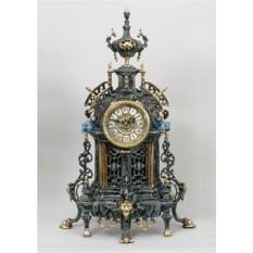Каминные часы из бронзы Мигуэль