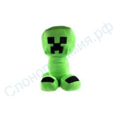 Мягкая игрушка Creeper из Майнкрафт