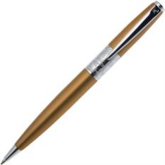 Оранжевая лаковая шариковая ручка Pierre Cardin Baron
