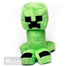 Плюшевая игрушка Крипер (Майнкрафт, высота 50 см)