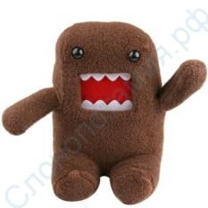 Мягкая игрушка Домо Кун (Domo Kun), 30 см