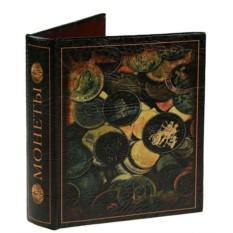 Подарочный альбом для монет Коллекционер