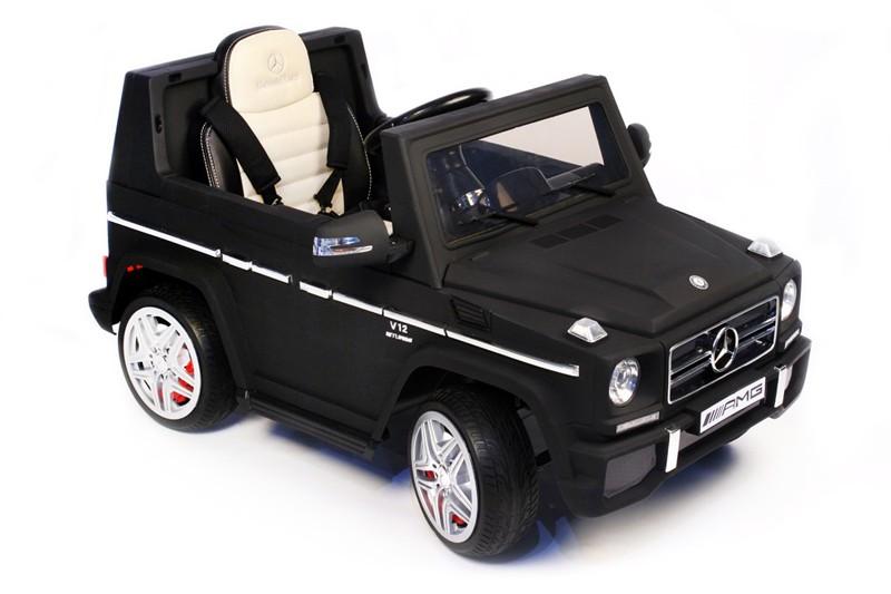 Детский электромобиль Mercedes-Benz G-65