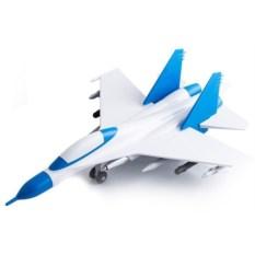 Двойная ручка Синий самолет