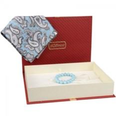 Подарочный набор: платок и браслет