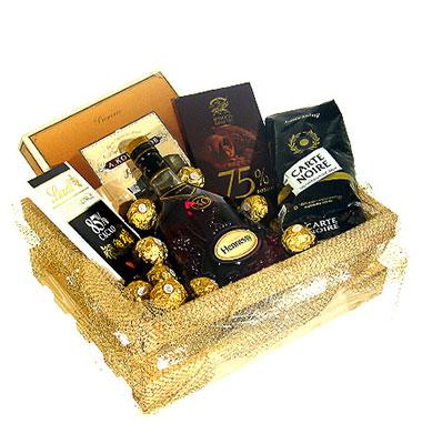 Подарочная корзина «Особая награда»