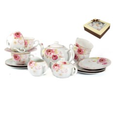 Чайный сервиз Пионы