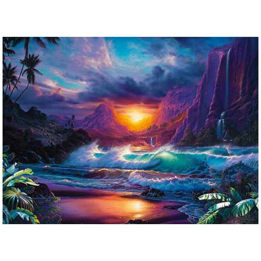 Пазл «Тропический остров»