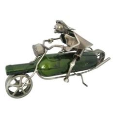Подставка для бутылки Мотоциклист-1