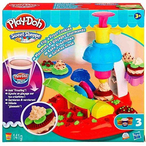 Набор пластилина Play-Doh Фабрика печенья