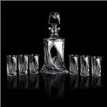 Подарочный набор для водки на 6 персон Argentum