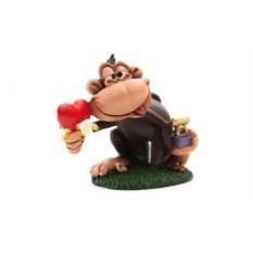 Фигурка Влюбленная обезьяна