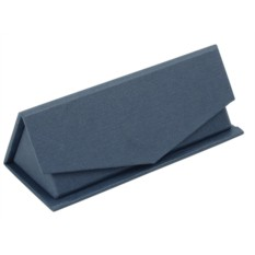 Подарочная коробка для флеш-карт «Суджук», синяя