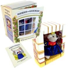 Мишки из книжки «Белоснежка»