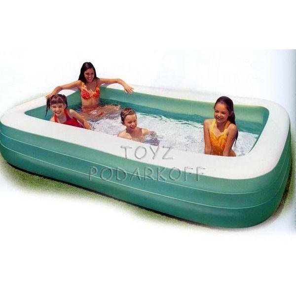 Бассейн надувной Swim center