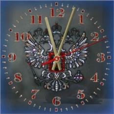 Часы с кристаллами Swarovski Герб РФ